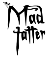 Mad Tatter Logo Favicon - Black