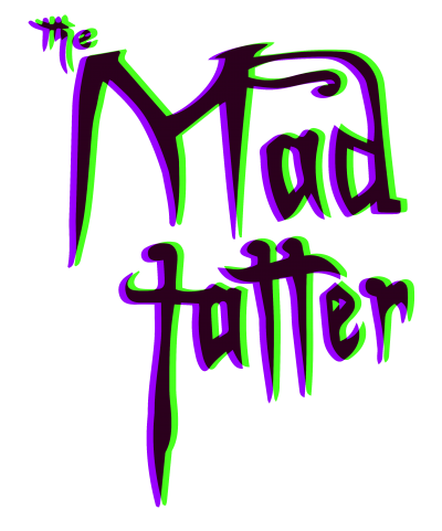 MadTatterLogoGrnPrpAnaglyph3D